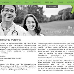 Médicos Enfermeras Suiza