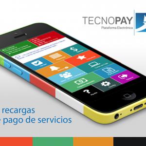 Ofrece pago de servicios y vende recargas telefónicas_Tecnopay