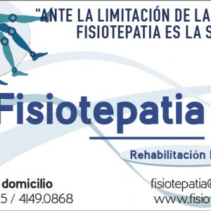 FISIOTEPATIA evoluciona en el área de fisioterapia y rehabilitación física siguiendo un concepto diferente e innovador en la aplicación del tratamiento.