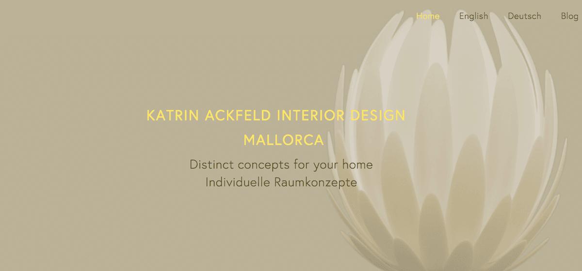 Diseño de interiores en Mallorca